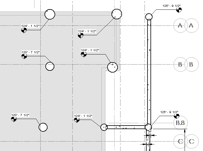 Spot Elevation Plan Revit : Revit bimmuse