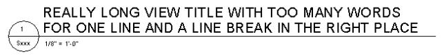 Break Line Revit 2013